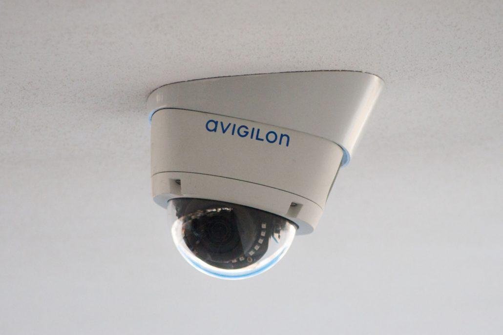Videoüberwachung in Innenbereichen