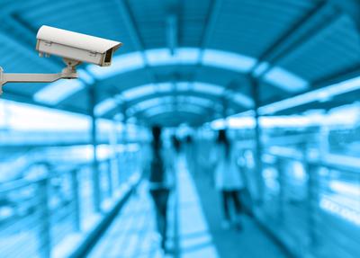 Videosicherheit in öffentlichen Bereichen
